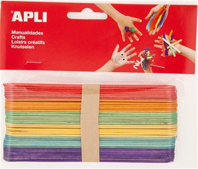Apli palo polo jumbo colores de 150x18mm