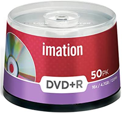 Imation DVD+R de 16x 4.7GB